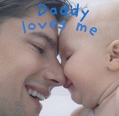 Daddy Loves Me - DK Publishing, and Sirett, Dawn