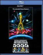 Daft Punk & Leiji Matsumoto's Interstella 5555: The 5tory of the 5ecret 5tar 5ystem [Blu-ray]