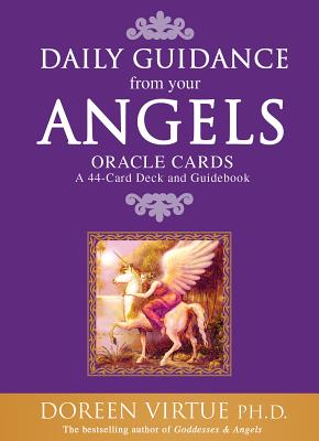 Daily Guidance from Your Angels Oracle Cards: 365 Angelic Messages... - Virtue, Doreen