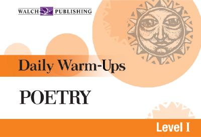 Daily Warm-Ups for Poetry - Walch Publishing