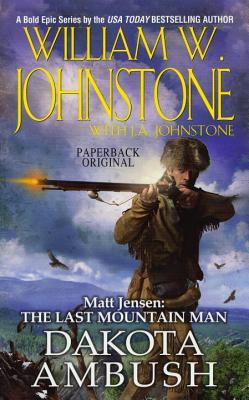 Dakota Ambush - Johnstone, William W, and Johnstone, J A