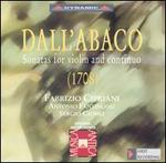 Dall'Abaco: Violin Sonatas