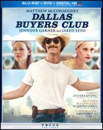 Dallas Buyers Club [2 Discs] [Includes Digital Copy] [UltraViolet] [Blu-ray/DVD] - Jean-Marc Vallée