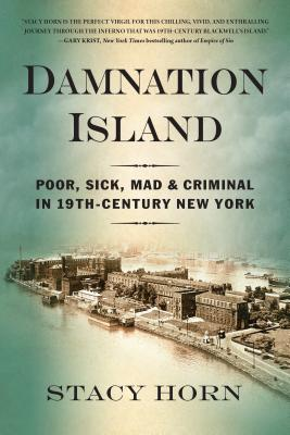 Damnation Island: Poor, Sick, Mad, and Criminal in 19th-Century New York - Horn, Stacy
