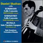 Daniel Shafran, cello