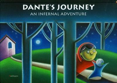 Dante's Journey: An Infernal Adventure - Castenetto, Christiana (From an idea by), and Jewiss, Virginia (Text by)