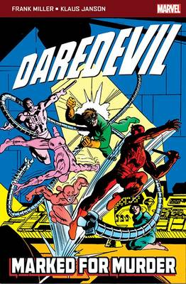 Daredevil: Marked for Murder -
