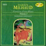 Darius Milhaud: Complete Piano Works, Volume 3
