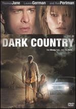 Dark Country - Thomas Jane