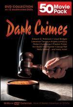 Dark Crimes: 50 Movie Pack [12 Discs]