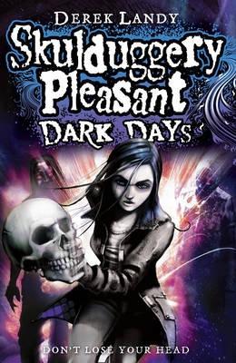 Dark Days - Landy, Derek