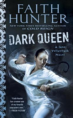 Dark Queen - Hunter, Faith