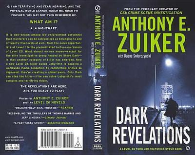 Dark Revelations - Zuiker, Anthony E, and Swierczynski, Duane