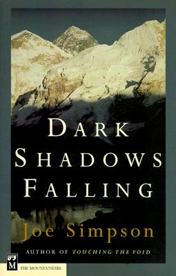 Dark Shadows Falling - Simpson, Joe