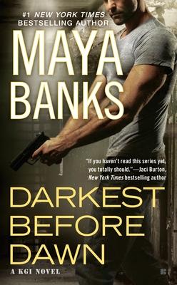Darkest Before Dawn - Banks, Maya
