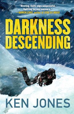 Darkness Descending - Jones, Ken