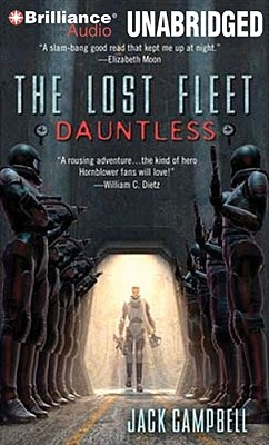 Dauntless - Campbell, Jack, and Rummel, Christian (Read by)