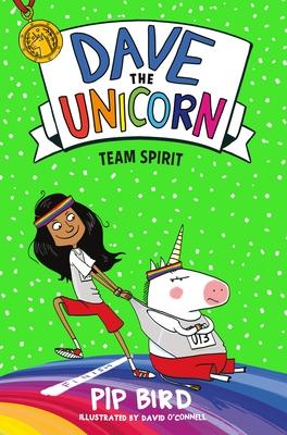 Dave the Unicorn: Team Spirit - Bird, Pip