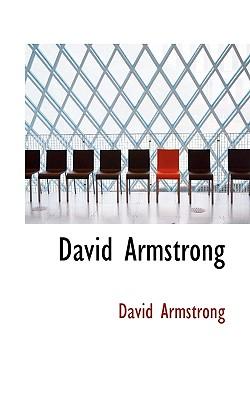 David Armstrong - Armstrong, David