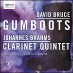 David Bruce: Gumboots; Johannes Brahms: Clarinet Quintet
