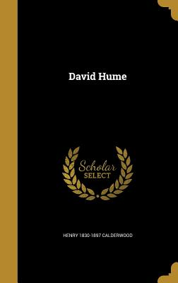 David Hume - Calderwood, Henry 1830-1897
