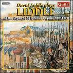 David Liddle Plays Liddle