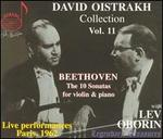 David Oistrakh Collection, Vol. 11