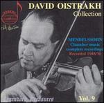 David Oistrakh Collection, Vol. 9