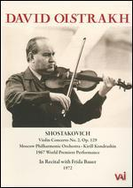 David Oistrakh, Vol. 1