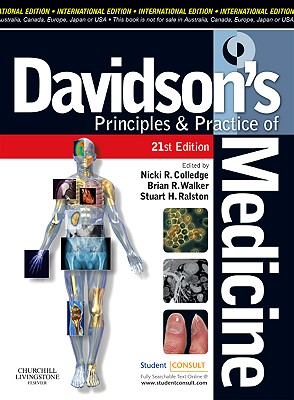 Davidson's Principles and Practice of Medicine - Colledge, Nicki R