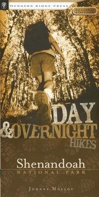 Day & Overnight Hikes in Shenandoah National Park - Molloy, Johnny