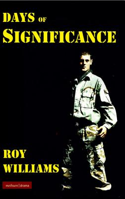 Days of Significance - Williams, Roy