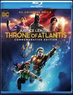 DCU Justice League: Throne of Atlantis [Commemorative Edition] [Blu-ray]