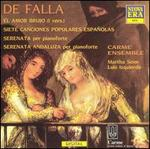De Falla: El Amor Brujo, etc.