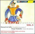 De Falla: El Sombrero de Tres Picos; Prokofiev: The Buffoon