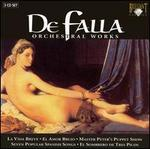 De Falla: Orchestral Works [Acoustic Version]