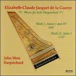 de la Guerre: Music for Solo Harpsichord
