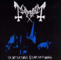 De Mysteriis Dom Sathanas [LP] - Mayhem