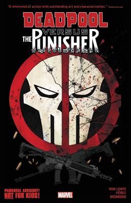 Deadpool Vs. The Punisher - Marvel Comics