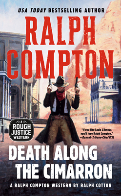 Death Along the Cimarron - Compton, Ralph