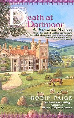 Death at Dartmoor - Paige, Robin