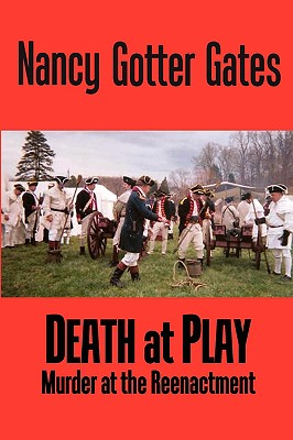 Death at Play - Gates, Nancy Gotter