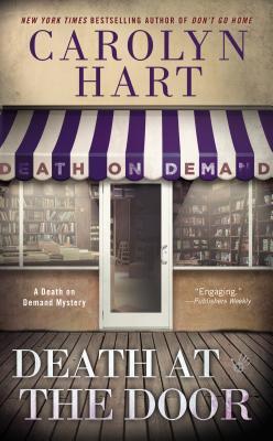 Death at the Door - Hart, Carolyn