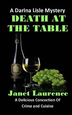 Death At The Table - Laurence, Janet