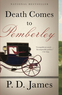 Death Comes to Pemberley - James, P D