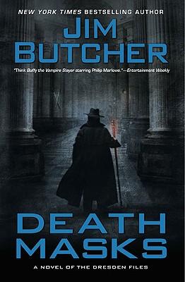 Death Masks - Butcher, Jim