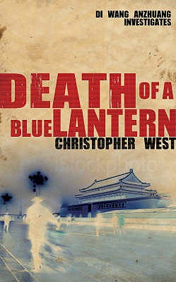 Death of a Blue Lantern - West, Christopher