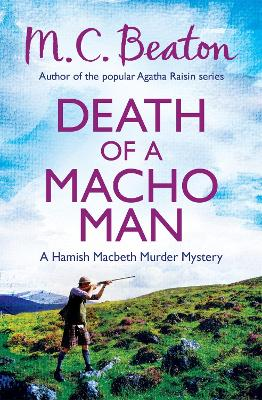 Death of a Macho Man - Beaton, M. C.
