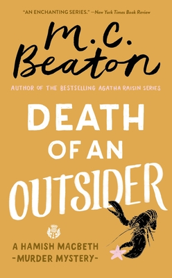 Death of an Outsider - Beaton, M C
