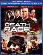 Death Race 3: Inferno [2 Discs] [Includes Digital Copy] [Blu-ray/DVD]